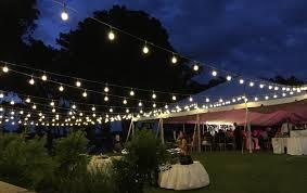 Drape Lights Weddings String Lights Gabro Event Services