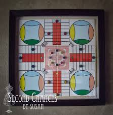 second chances by susan vintage board game shadow boxes home
