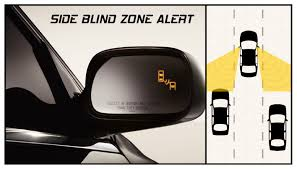 Blind Spot Side Mirror Side Blind Zone Alert In Buick Lacrosse Can Help Avoid Lane Change