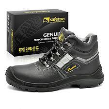 womens work boots uk safetoe steel toe cap work boots m8027 waterproof leather