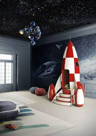 Cool Boys Bedroom Furniture Amazing Furniture For Kids The Rocket Chair Outer Space Bedroom