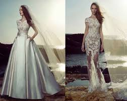 zuhair murad bridal zuhair murad lexie second wedding dress on sale 60