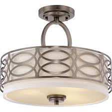 flush ceiling lights living room lighting nuvo lighting 60 4729 with 3 light semi flush mount