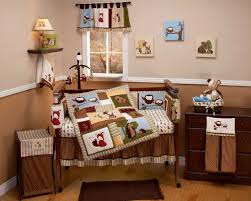 luxury woodland crib bedding decorate small woodland crib