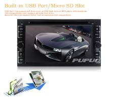 Cd Player With Usb Port For Cars Eincar Online Universal 6 2 Inch Double 2 Din Wince 6 0 System