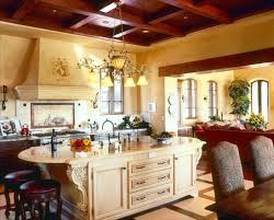 Mediterranean Decor Living Room by Mediterranean Style Kitchen Living Room Mediterranean Kitchen