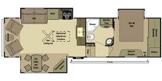 Open Range 5th Wheel Floor Plans Full Specs For 2014 Open Range Roamer 337rls Rvs Rvusa Com