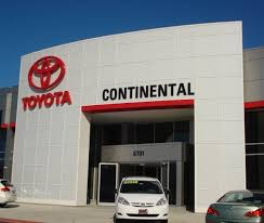 continental toyota used cars continental toyota toyota scion service center dealership