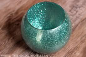Mint Green Vase How To Make Glittered Vases Two Methods