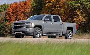 chevy vehicles 2017 chevrolet silverado in depth model review car and driver