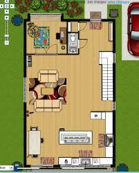 need help with open basement but with interior door