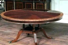 expanding circular dining table expanding round dining table expanding round table plans expandable