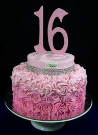 cool 16th birthday cakes and 2 tier 16th birthday cakes 16th