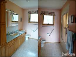 Can You Paint Bathroom Wall Tile How To Paint Over Dated Ceramic Tile Dans Le Lakehouse