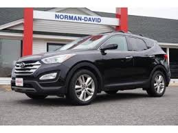 2013 hyundai santa fe sport 2 0t hyundai santa fe in maine for sale used cars on buysellsearch
