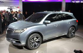 Acura Tl Redesign 2013 Acura Mdx Information And Photos Zombiedrive