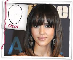 a frame hairstyles with bangs the right bangs for your face