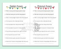 who knows best baby shower knows best or does he baby shower party ideas
