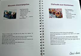 creer un livre de recette de cuisine best of creer un livre de recette de cuisine project iqdiplom com