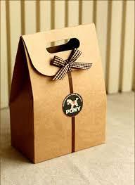 special korean cartoon handbag christmas gift bag shopping gift