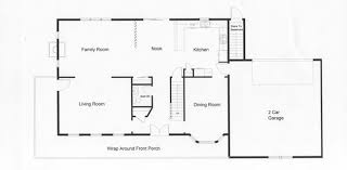 open home floor plans 4 bedroom floor plans monmouth county county new jersey