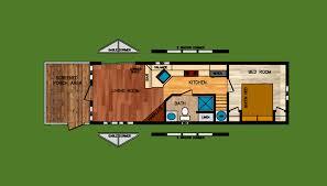 Breeze House Floor Plan Avery Cabin Company Autumn Breeze Tiny House Floor Plan