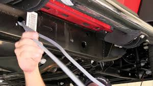 installation of a trailer wiring harness on a 2013 jeep wrangler