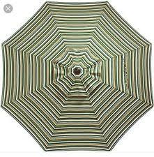 Patio Umbrella Canopy Sunbrella Patio Umbrella Ebay