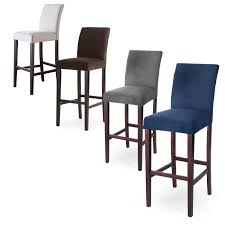 Bar Stool And Table Sets Palazzo 34 In Extra Tall Bar Stool Brown Hayneedle