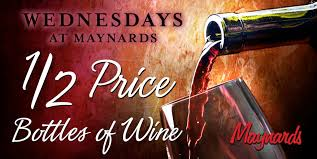 half price restaurant wednesday s special maynards restaurant rogers mn welcome to