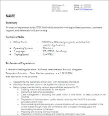 report to senior management template mis developer senior reporting analyst free resume template