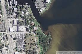 Map Melbourne Fl Crane Creek Inlet In Melbourne Fl United States Inlet Reviews