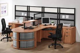 T Shaped Office Desk Furniture Ndi Office Furniture Desk Suite Plb03 Cubicles Panel Systems