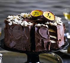 chocolate christmas cake with fruits my christmas chocolate cake