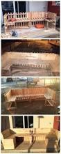 Pallet Garden Furniture Best 25 Pallet Outdoor Furniture Ideas On Pinterest Diy Pallet
