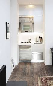 Small Kitchen Cabinet by Best 25 Very Small Kitchen Design Ideas Only On Pinterest Tiny