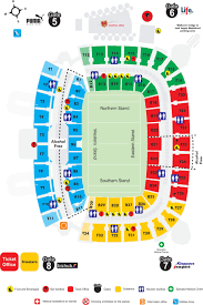 B15 Bus Route Map by Toyota Freestate Cheetahs Stadium
