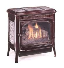 Free Standing Gas Fireplace by Used Free Standing Gas Fireplace Stove Gas Stoves