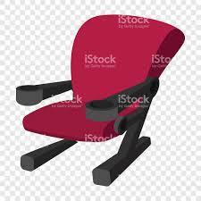 chaise de cin ma dessin icône de chaise de cinéma cliparts vectoriels et plus d
