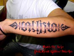military words tattoo designs on side for men photos pictures