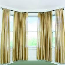 Curtain Pole Dunelm Curtain Pole For Bay Windows B U0026q Mccurtaincounty