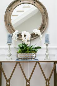 Entrance Tables And Mirrors Decorating Tips To Embellish Your Interiors With Porthole Mirrors