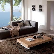 convertible coffee tables arredaclick newood convertible table with gas lift mechanism arredaclick