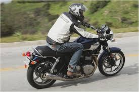 2009 triumph bonneville se road test rider magazine reviews