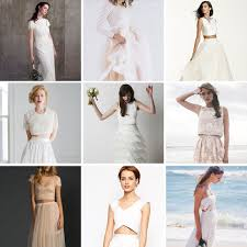 wedding separates bridal separates to suit every style taste and budget rock n