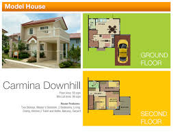 Camella Homes Drina Floor Plan Camella Homes Antipolo House And Lot For Sale Real Estate