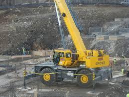 used rough terrain crane the best crane 2017