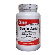 buric acid boric acid one 4oz acido borico polvo ebay