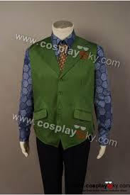 Dark Knight Joker Halloween Costume Dark Knight Joker Hexagon Shirt Vest Costume Tailor Made
