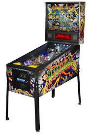 will the metallica table help pinball u201cride the lightning u201d to